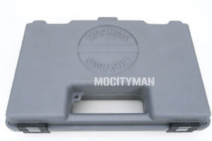 Sig Sauer Small Factory Military Case for P226 P228 P229 Pistol - Gray
