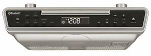 Under the Cabinet Radio Kitchen Counter Bluetooth Stereo Speaker LED Display $49.00