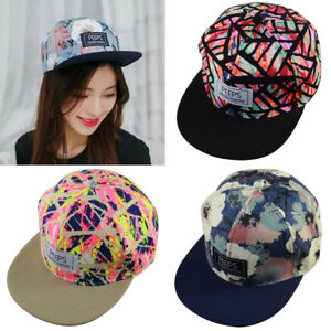 Latest High Quality Hip-Hop Caps for Men and Women Cotton Leisure Gorras Flat Sn