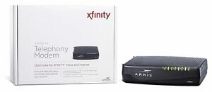 ARRIS Touchstone TM822G Internet Voice Modem for XFINITY from Comcast OpenBox