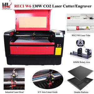 130w co2 laser 1060 laser engraving cutter machine with unlimited length design