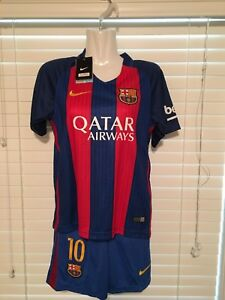 Nike Dri-Fit Soccer Set - Jersey and Shorts New with Tags For Girls Or boys