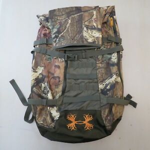 Under Armour MultiDay Hunt Pack Backpack BreakUp Infinity Camo Waist Strap Large