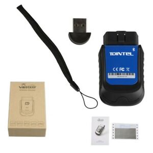 Good Quality New Blue tooth V8.8 VPECKER Easydiag OBDII Full Diagnostic Tool $220.00