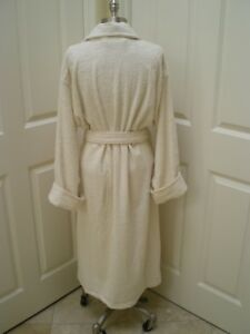 Egyptian Cotton Men#x27;s 100% Turkish Terry loop Shawl collar Bathrobe