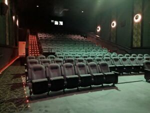 Movie theatre seats- 1300 available-