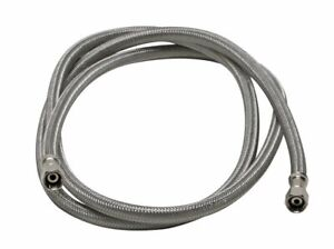Universal 7 Ft. Braided Stainless Steel Refrigerator Ice Makers Water Hose $12.99