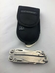 Leatherman Sidekick Multi Tool with Nylon Sheath Good to Very Good Condition