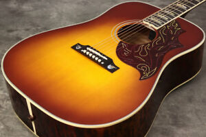 Gibson  Wild Firebird AUTUMN BURST  Acoustic guitar with HardCase OUTLET