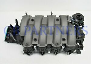 2018 2019 ORIGINAL FORD MUSTANG V8 5.0 TAKEOFF INTAKE MANIFOLD ASSEMBLY