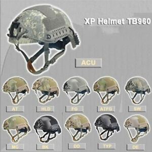 FMA High Cut XP Fast Helmet for Tactical Airsoft Paintball TB960