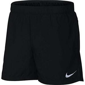 NIKE Men's Challenger 5in Running Shorts Blue Void