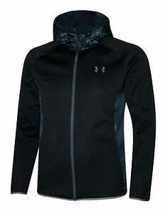 Under Armour Men's STORM Athletic Full Zip Hooded Light Jacket Hoodie