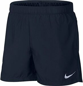 NIKE Men's Challenger 5in Running Shorts Obsidian