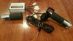 36v 1000watt 36 volt 1000 watt UNIVERSAL Throttle AND Controller KIT