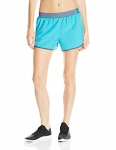 Under Armour Women's Perfect Pace Shorts Pacific (478)Reflective