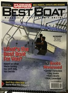Best Boat Florida Sportsman Special Buyers Guide Reviews 2018 FREE SHIPPING JB $14.97