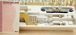 Silver ReedKnitmaster YC6 Colour Changer knitting machine SK830 840 860