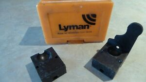 Original  Black Powder 75 Caliber Ideal Lyman Ball Single Cavity Mold 715 7U 242