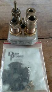 Dillon 550 Conversion Kit And Tool Head With 380 ACP Dies
