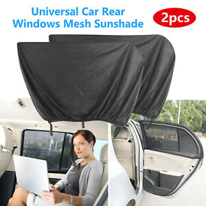 2 Peaces Auto Window Sun Shade Sock Cover UV Protector Baby Child Shield For Car