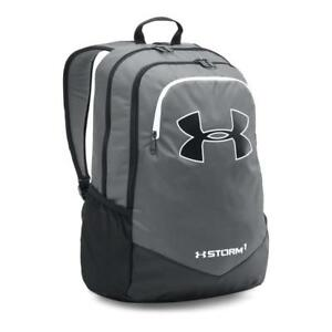 Under Armour Boy's Storm Scrimmage Backpack Graphite (040)White One Size