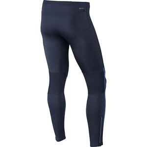Nike Power Tech Men's Compression Running Tights 833180-430 SIZE S MSRP $80
