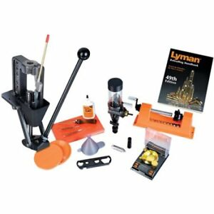 7810149 Lyman Crusher Expert Kit Deluxe w1500 Micro-Touch Scale