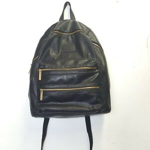 The Honest Company City Faux Leather Backpack Diaper Bag - Black  $149