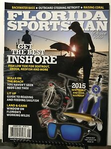 Florida Sportsman Best Inshore Tackle Gear Roundup January 2015 FREE SHIPPING JB