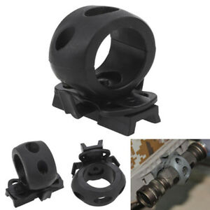 Flashlight Hunting Holder Tactical Helmet Clamp Adapter Holder Accessories