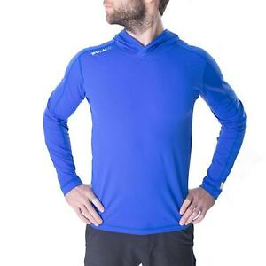High Line Hoodie - Water Wind and Sweat Repellent Compression Workout Shirt -