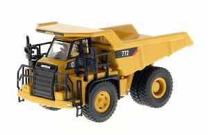Caterpillar 772 Truck Vehicle Model 187 CAT Diecast Construction Toy 85261