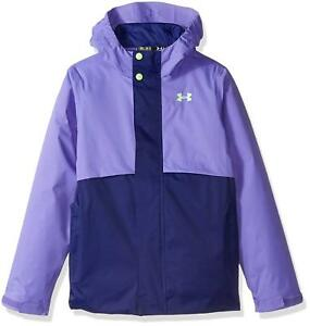 Under Armour Outerwear Girls' CGR Wayside 3-In-1 Hoodie