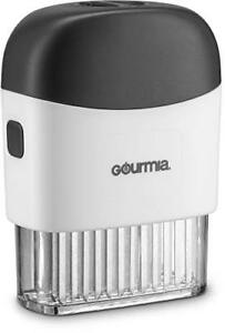 Gourmia GMT9365 Meat Tenderizer, 48 Professional Food Grade Blades W/ Clear Base