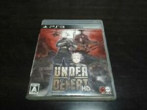 PS3 Under Defeat HD PlayStation 3 Japan