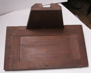 Lamson Industrial Foundry Wood ~9x10x16
