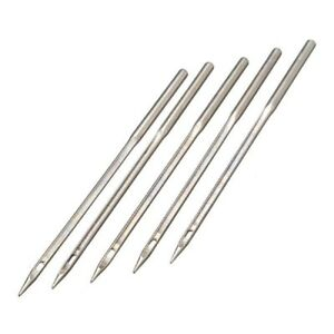 5Pcs Leather Sewing Needles for Awl Shoe Repair Stitching Hand Tool s Sewn Shoes $8.97