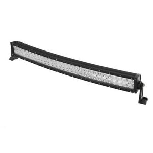 Light Led Bar Waterproof 31.5 Inch Curved Dual Row Utility Led Night Light Bar