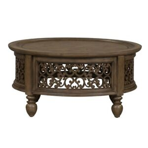 Liberty Furniture Round Cocktail Table $472.98