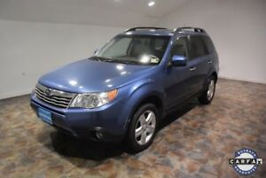 2010 Forester 2.5X 2010 Subaru Forester 2.5X 150290 Miles Newport Blue Pearl 4D Sport Utility 2.5L