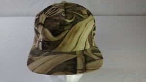 Clarkfield Outdoors USA Made Shadow Camo game Hat Snapback Trucker Hunting