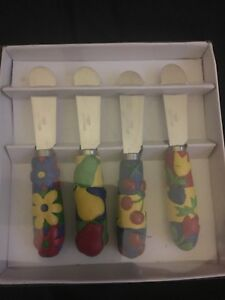 Cheese And Butter Spreaders