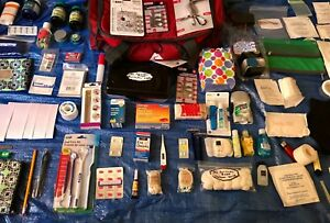 First Aid Kit Emergency Medical & Survival Bag OSHA Compliant FDA Approved 374PC
