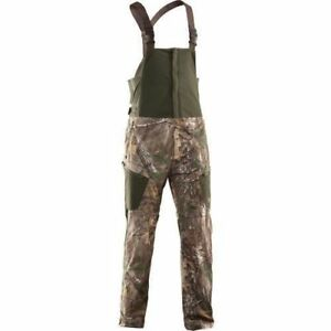 Under Armour Storm Men's Scent Control. Camo Hunting Bibs SM. NWT'S MSRP $249.99