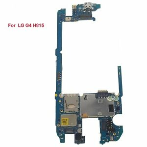 For LG G4 H815 32GB Unlocked 4G Main Motherboard Logic Board Replacement #USA