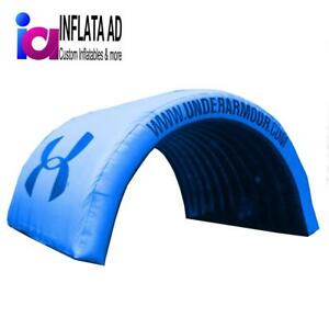 25 Ft Inflatable Underarmour Tunnel