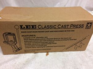 LEE CLASSIC CAST PRESS  50 BMG  90859