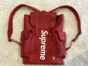 54a52713c9c Supreme Backpack For Sale | Lures