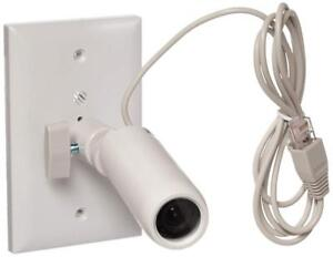 ON-Q Cameras Bullet Camera Bow OutdoorIndoor Cat 5 with Mounting Plate (F2284)